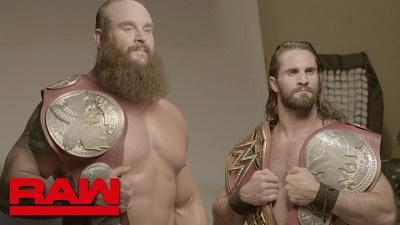 WWE News: Seth Rollins is WWE Universal Champion and WWE Raw Tag Team Champion