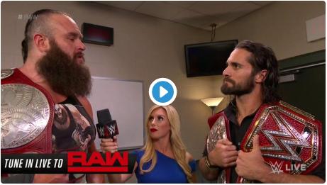 WWE News: Seth Rollins Accepted Braun Strowman Challenge for WWE Universal Championship