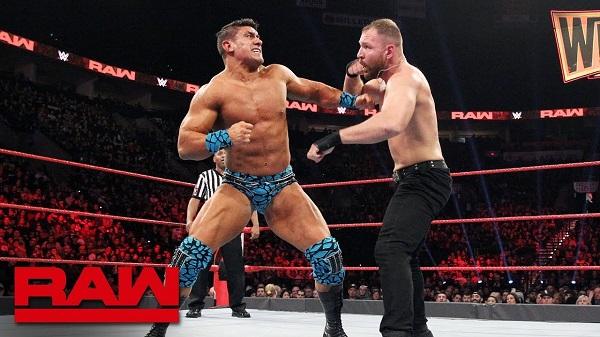 EC3 : AKA Derrick Bateman AEW or WWE