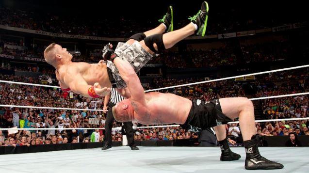 Dream Match 101: Brock Lesnar (WWE) Vs Brian Cage (Impact Wrestling)