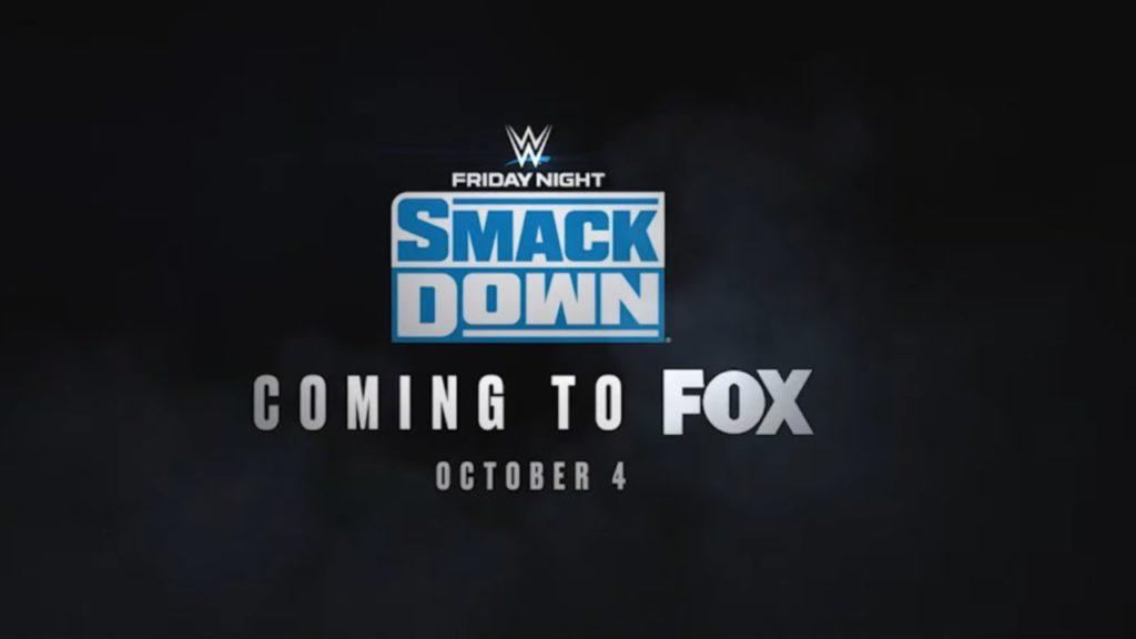 SmackDown on Fox 4 Oct 2019