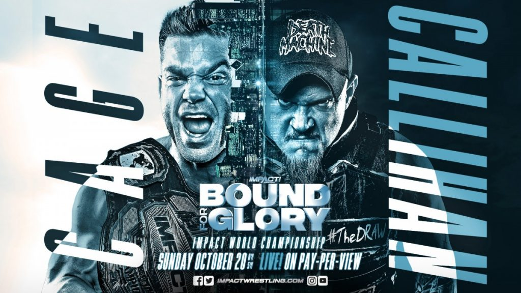 Brian Cage Vs Sami Callihan Insane Crazy Fight 10/20/2019 Bound For Glory