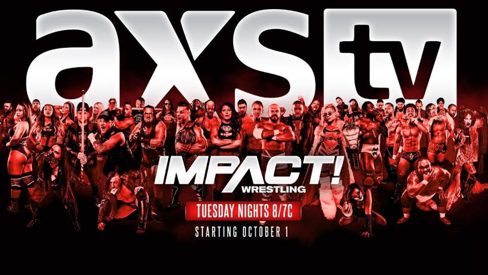 AEW Vs Impact Wrestling