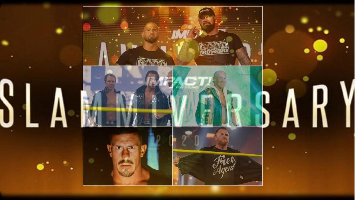 TNA Impact Wrestling Refused to die