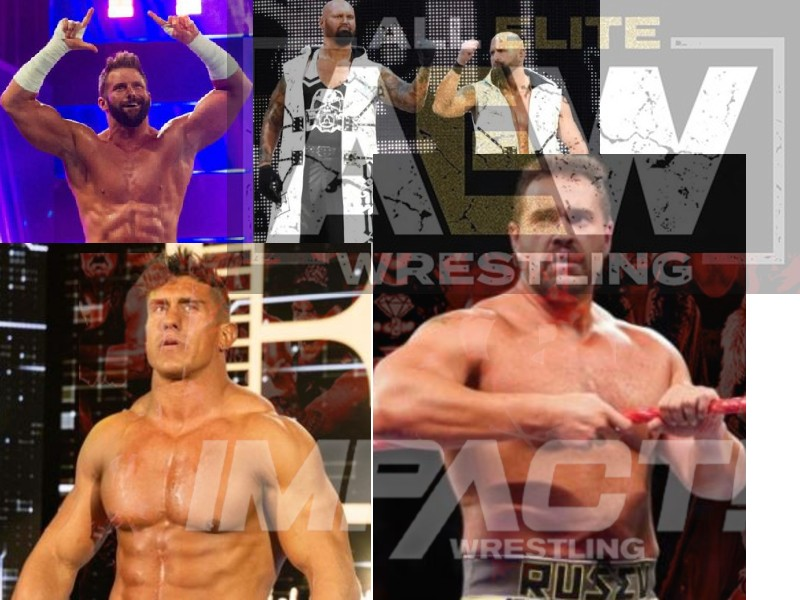 Who will sign the WWE's fired superstars AEW or Impact Wrestling?