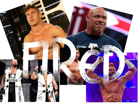 WWE fired / released Superstars Amid Covid-19