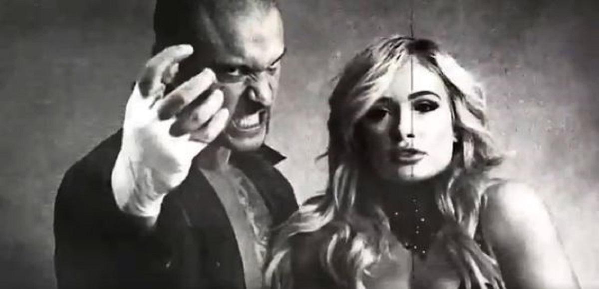 Killer Kross and Scarlett Bordeaux on NXT