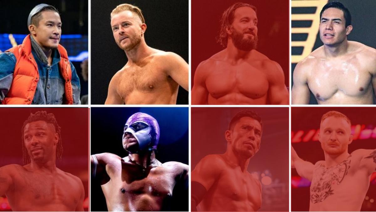 NXT Cruiserweight Championship Tournament: Scorecards