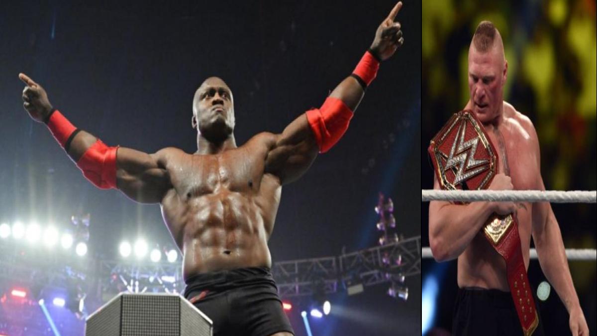 Will WWE fulfill Bobby Lashly's Birthday wish? Bobby Lashly Vs Brock Lesnar