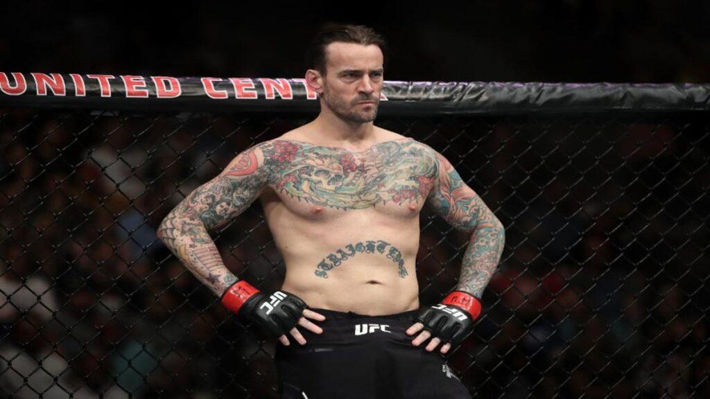 CM Punk in UFC